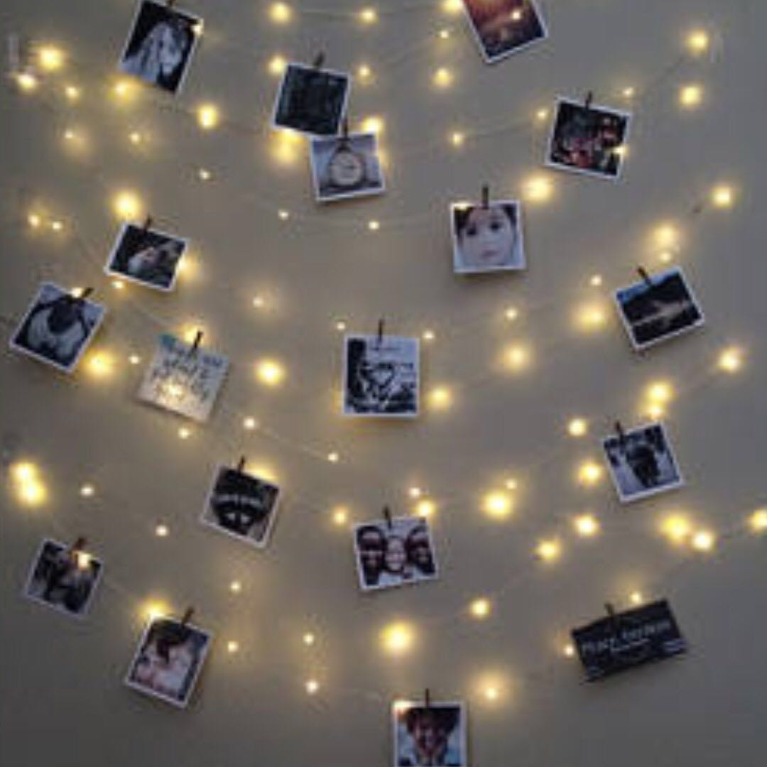 Fairy Led Lights Decoration Design Craft Others On Carousell,Keeping Up With The Joneses Movie
