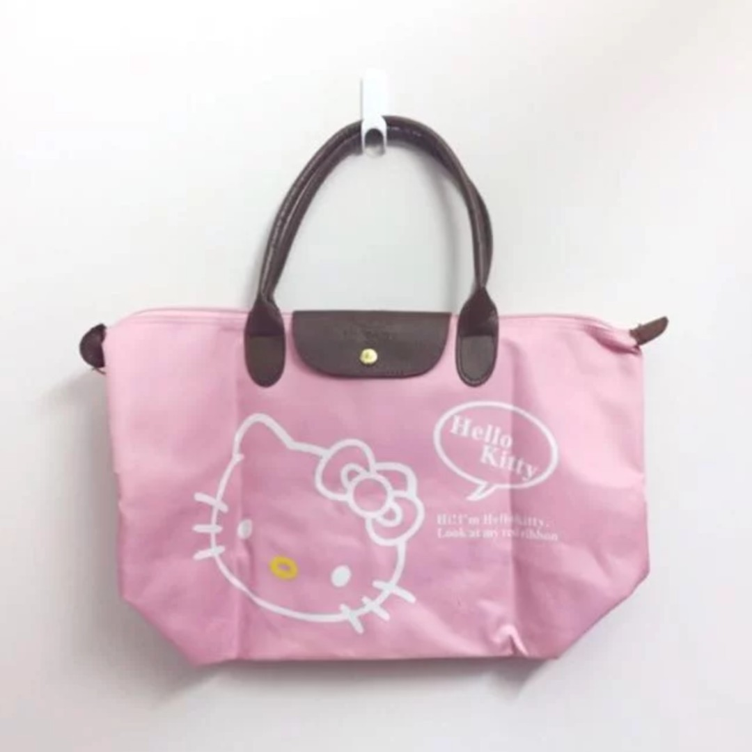 foldable hello kitty bag