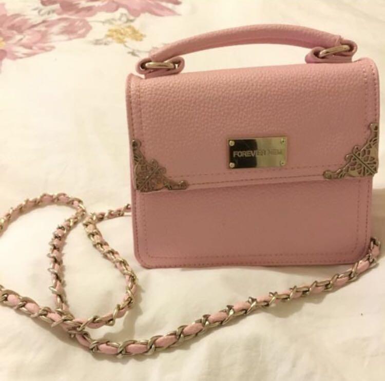 Forever New Pink Bag