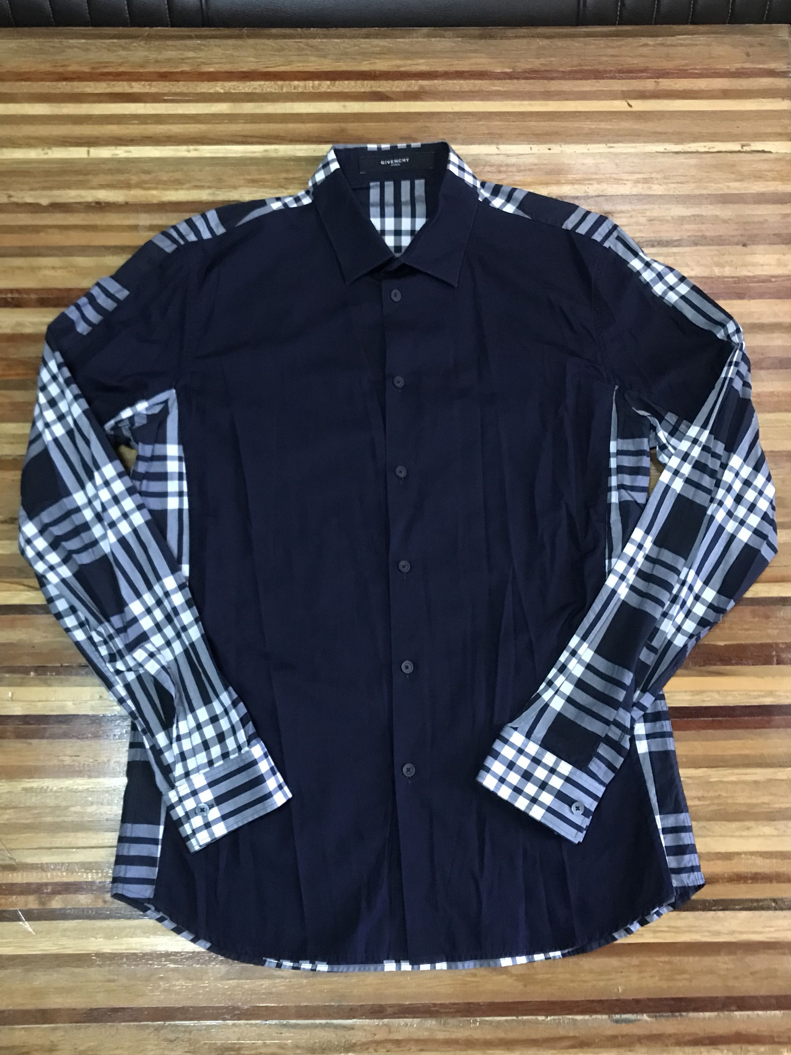 Givenchy Long Sleeved Button Down Shirt