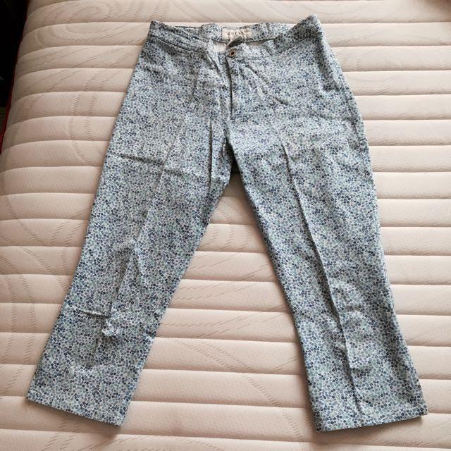 Guess Pants 3/4