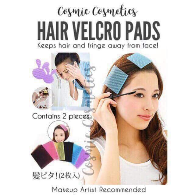 Hair Velcro pads