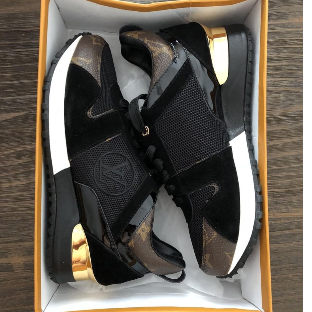 5ca572f9a8a IN STOCK LOUIS VUITTON RUNAWAY SNEAKERS, Women's Fashion, Shoes on ...