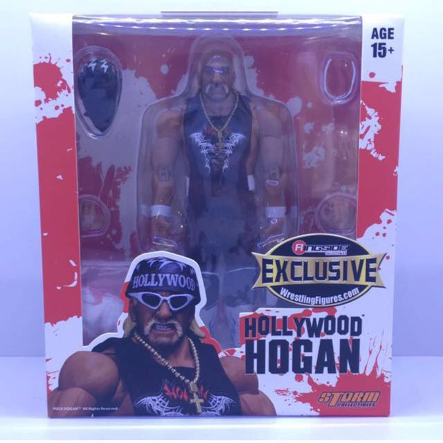 304daa0a88 In-stock: WWE Storm Collectibles Ringside Collectibles Exclusive ...