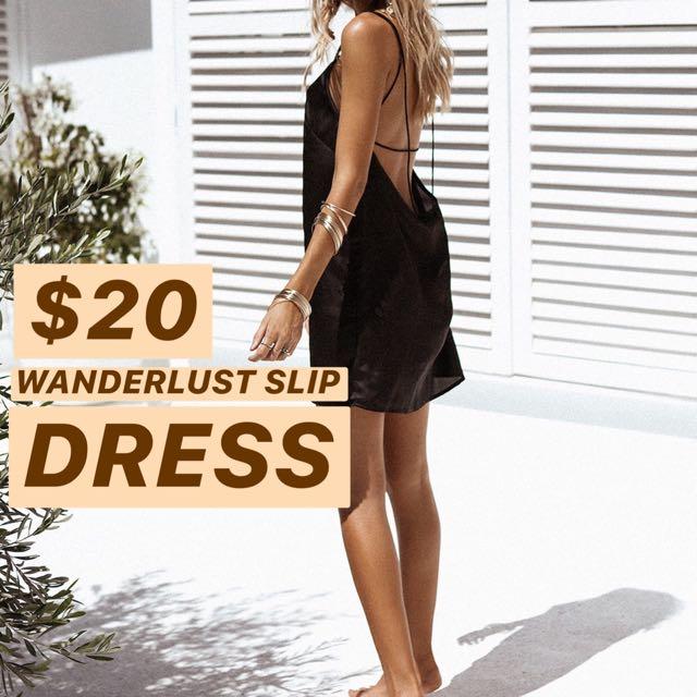 INSTOCKS Wanderlust Slip Dress