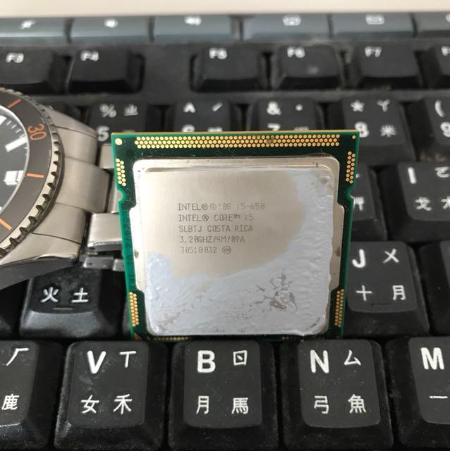 Intel i5 650