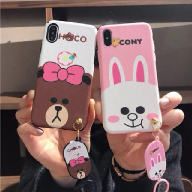 Iphone6/6s 熊大手機殼