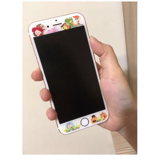 降價IPhone 6s 64g附殼