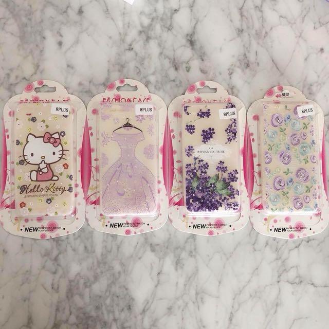 iPhone 7 / 7plus/ 8 / 8Plus Fashion Case with TPU
