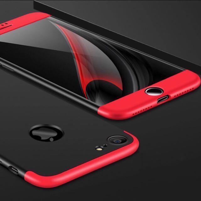 Iphone 7plus / 8plus 3 in 1 knight armor phone case