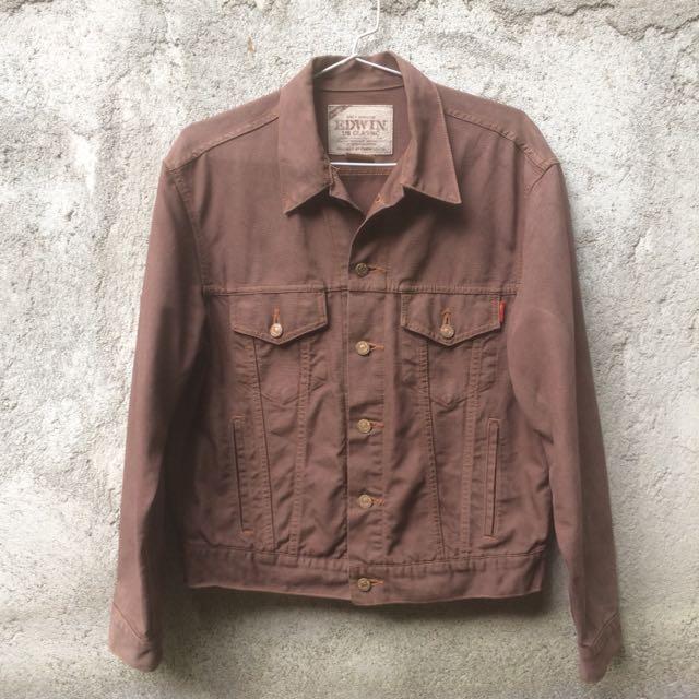 Jacket Jeans Trucker Edwin US Classic