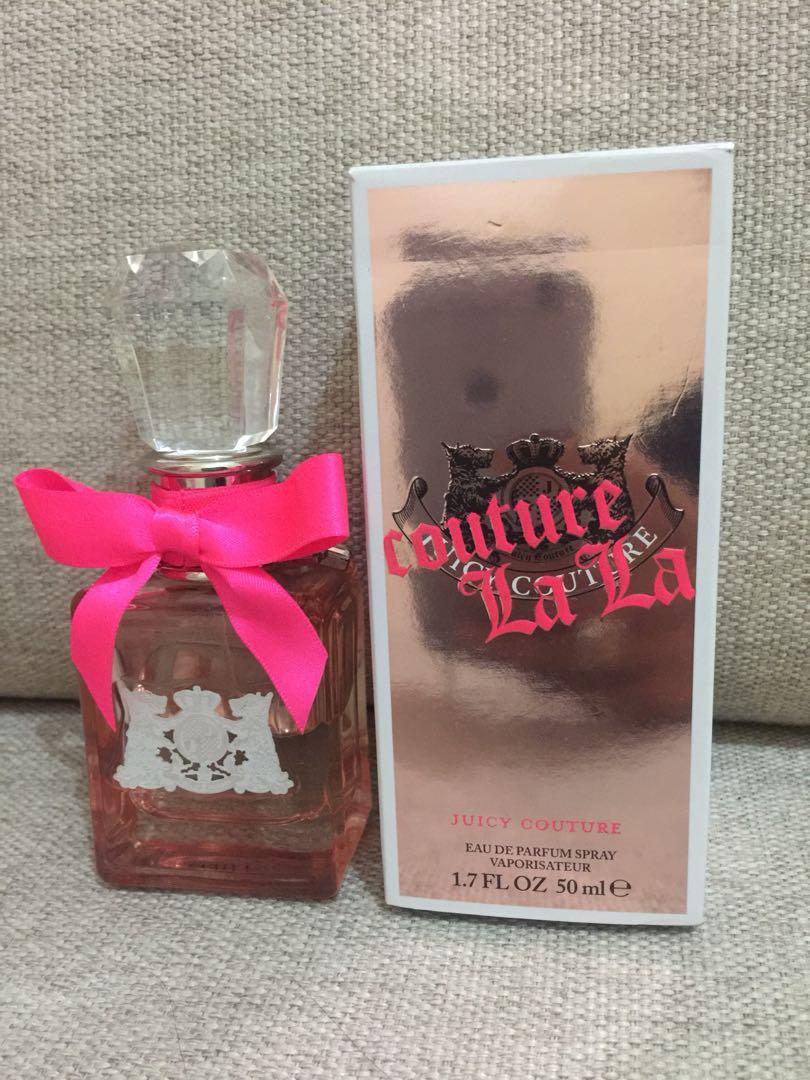 juicy couture eau de parfum spray authentic