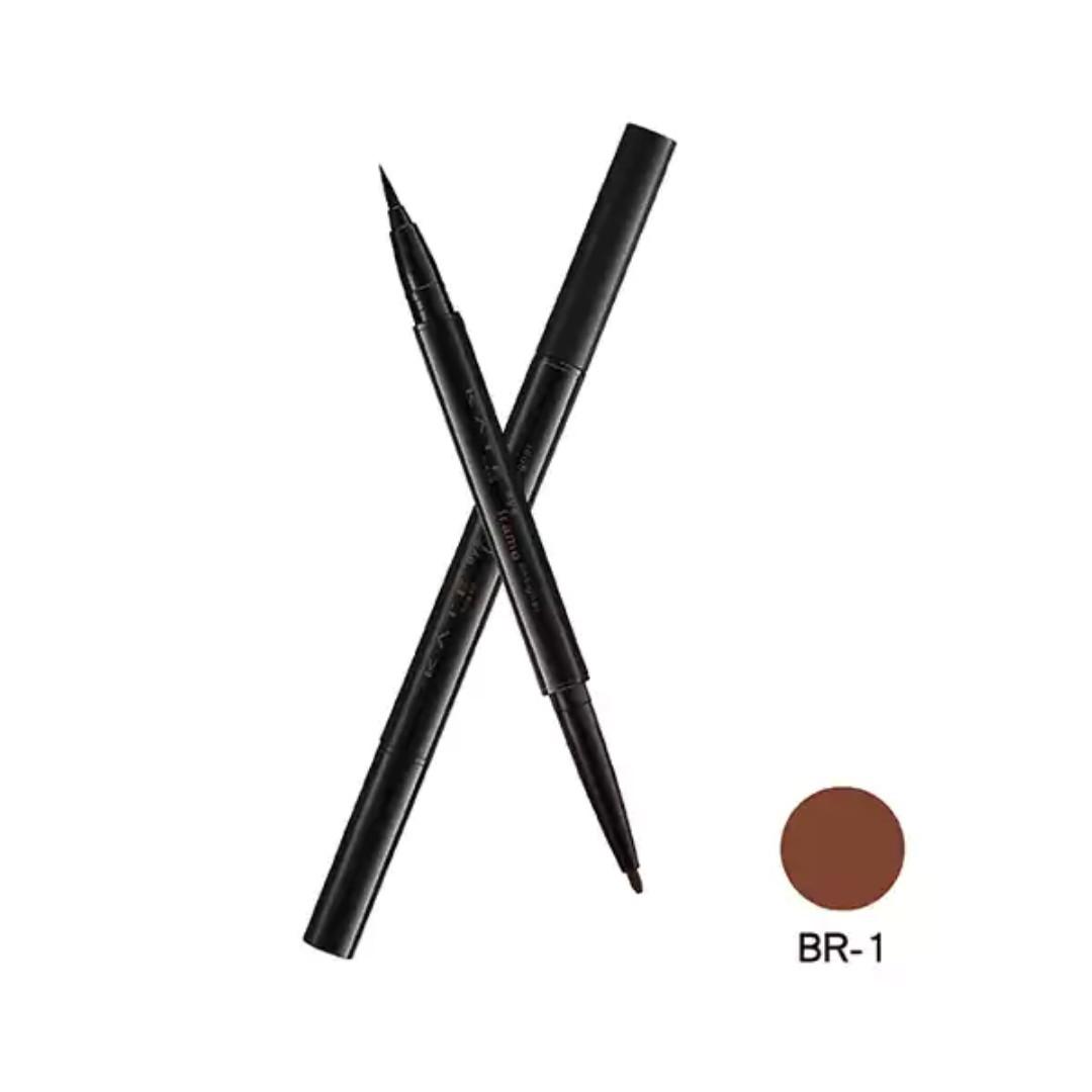 二手-KATE  造型雙效眼線筆 BR-1 (0.4ml)