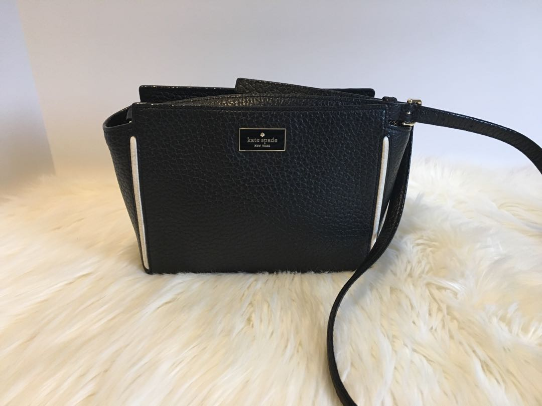 Kate Spade authentic leather crossbody bag