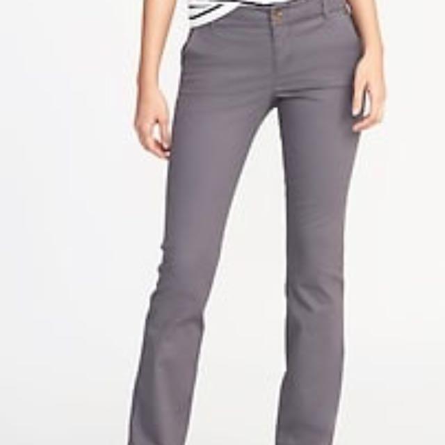 Khakis (Black & Grey)