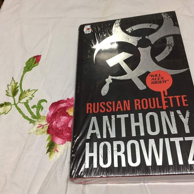 """Kill Alex Rider"" Russian Roulette"