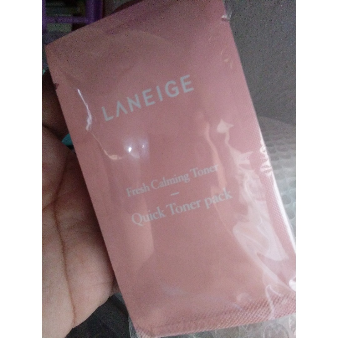 LANEIGE QUICK PACK TONER 5ML