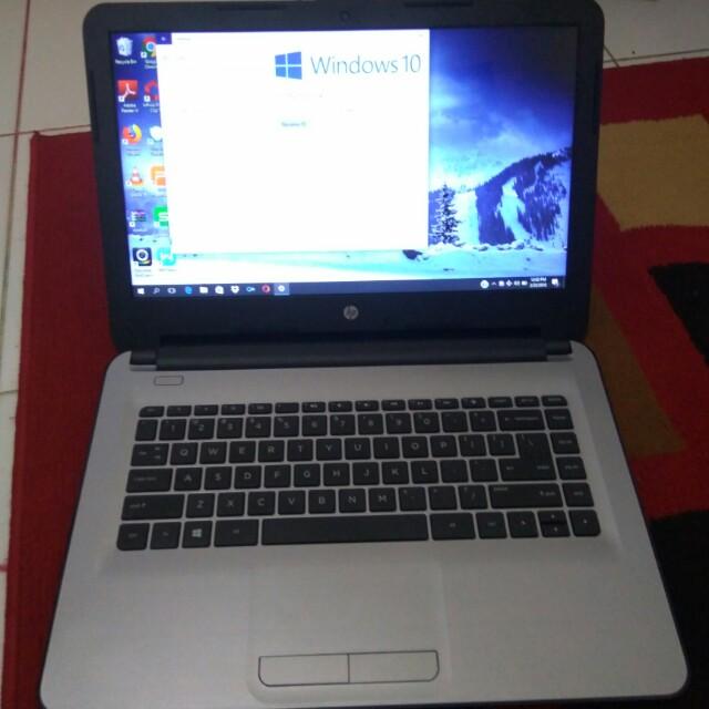 An029au Amd Quad Core A4 7210 4gb Ram 500gb Hdd 14 Hd Dos .