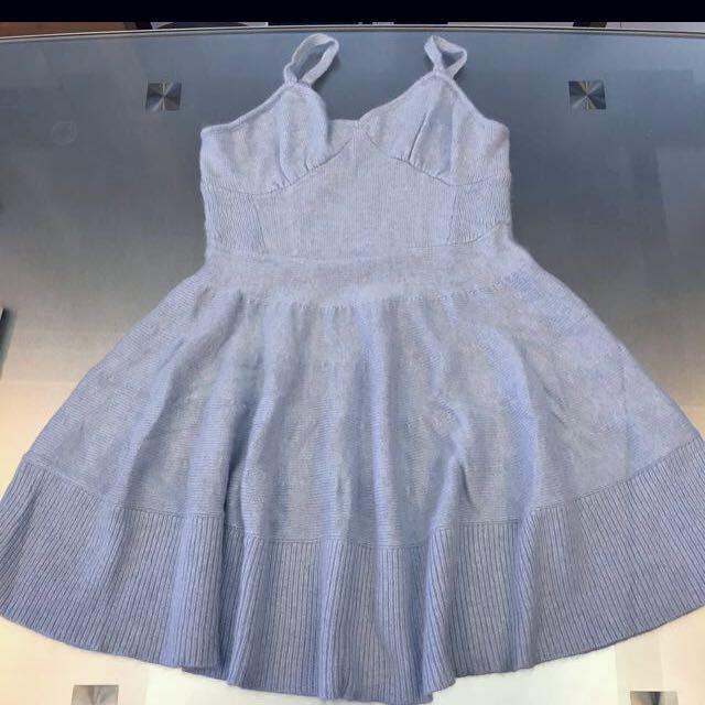 Lilybrown 淺水藍洋裝