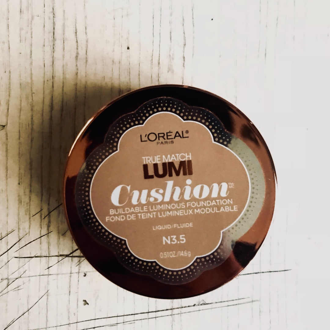 Loreal Lumi Cushion Foundation In N 35 Classic Buff Health Buildable Luminous Beauty Makeup On Carousell