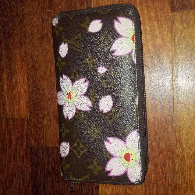 Louis Vuitton Cherry Blossom Wallet