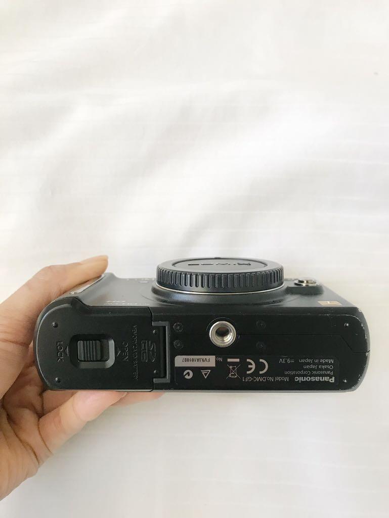 Lumix Gf1 Kamera Di Carousell Panasonic Dmc Gf2 Kit 14 42mm Paket