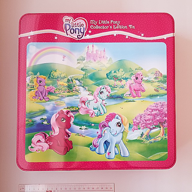 My Little Pony Collector's Edition Tin