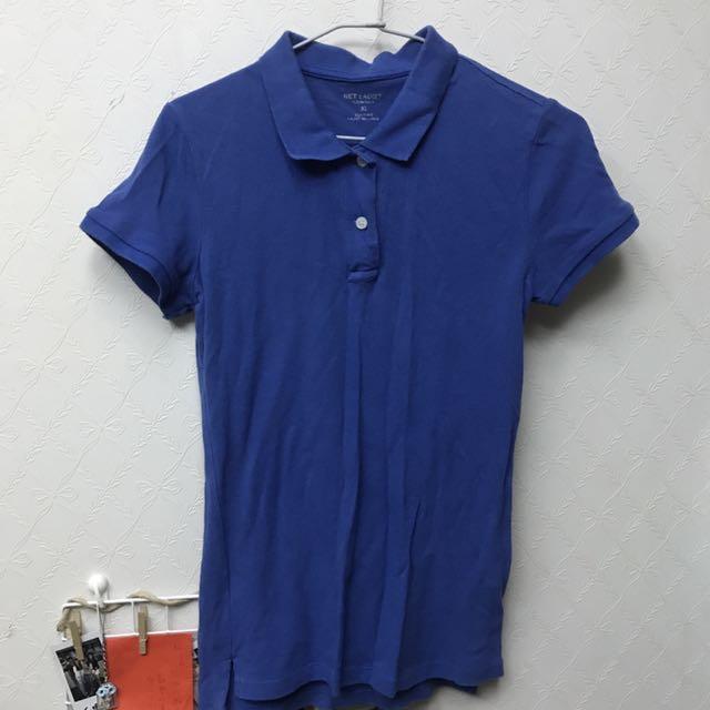 NET polo衫