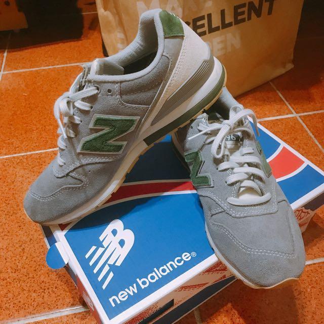 New balance 復古996休閒鞋