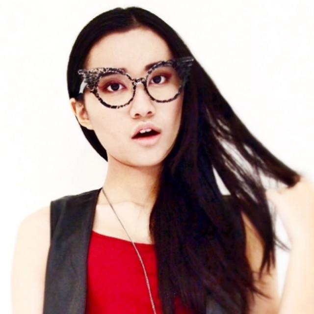(NEW) Kacamata Mainan / Hiasan - Toy Glasses for Halloween / Party Costume (tidak ada kacanya)