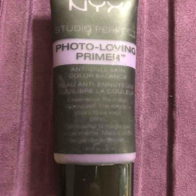 NYX studio perfect photo loving primer