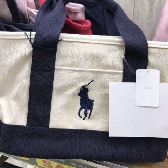 日本限時代購🇯🇵polo托特包