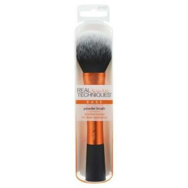 Powder brush real techniques