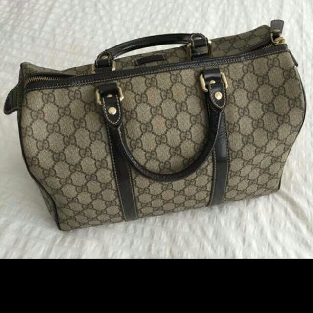 80f7acbe1fbf Preloved gucci Boston, Luxury, Bags & Wallets on Carousell