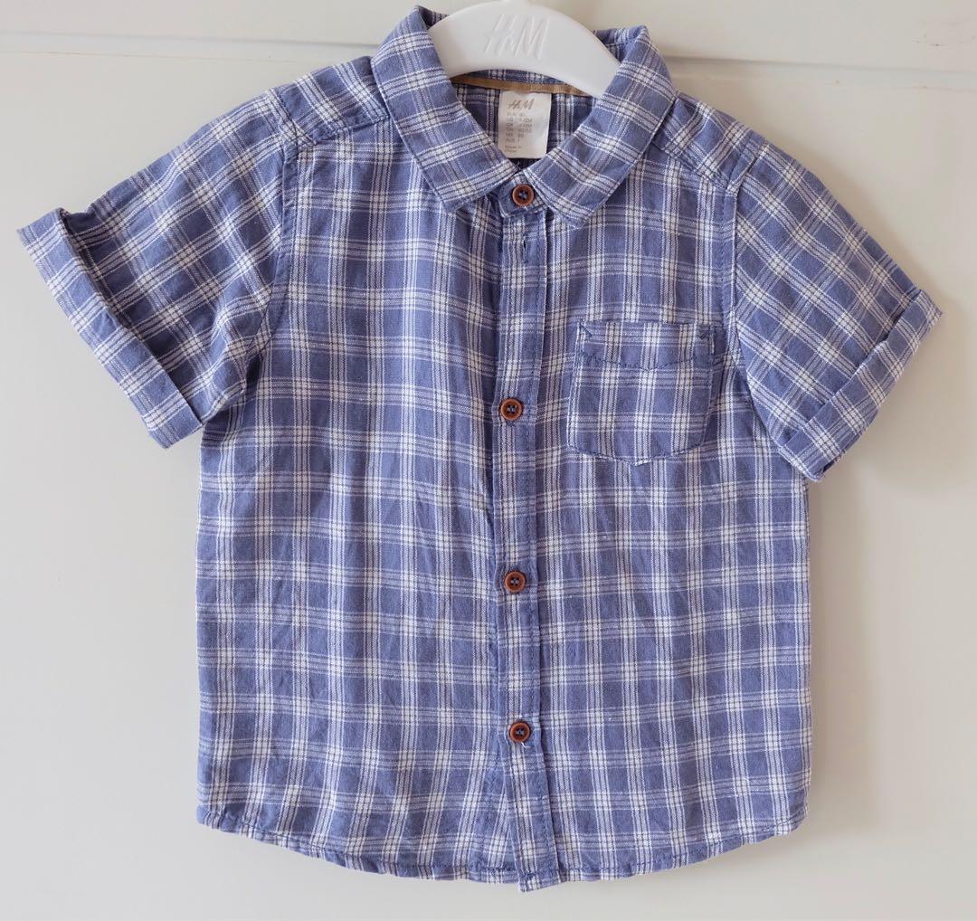 Preloved H&M size 80 (9m-12m)
