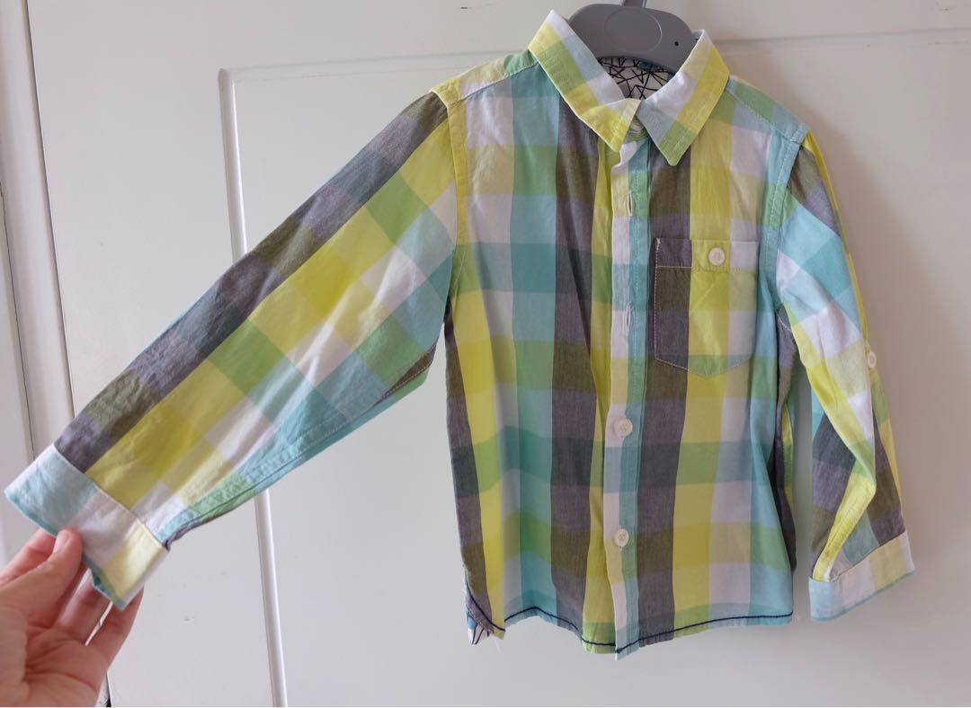 Preloved mothercare's shirt