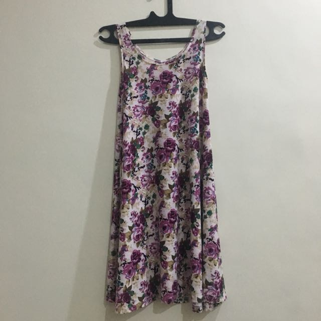 PRELOVED violet dress