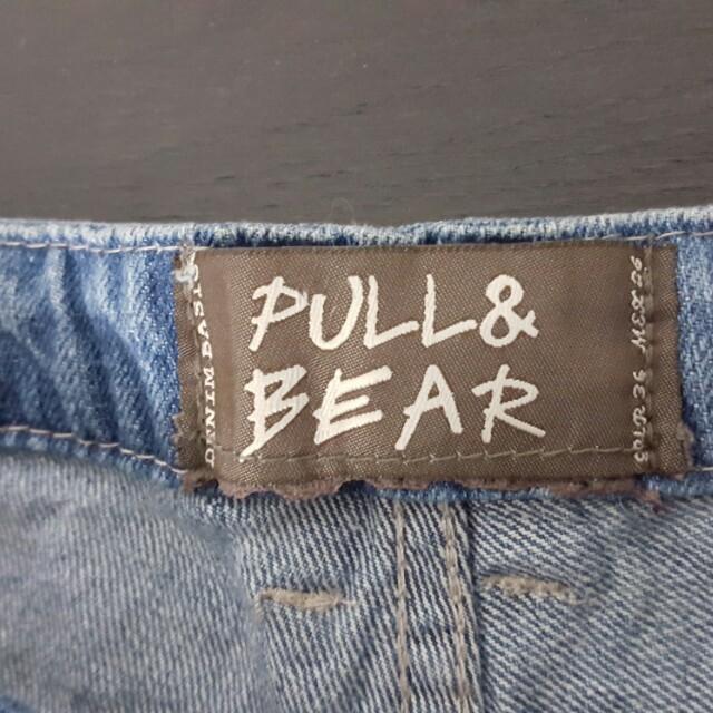 pullandbear jeans
