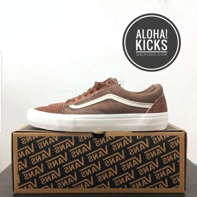 c88ce7b5e0 READY STOCK!  VANS x PASSPORT Old Skool Pro