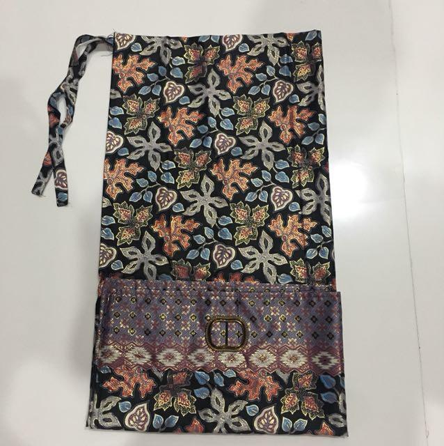 Rok lilit batik