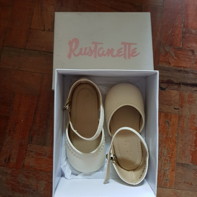 Rustan's doll shoes