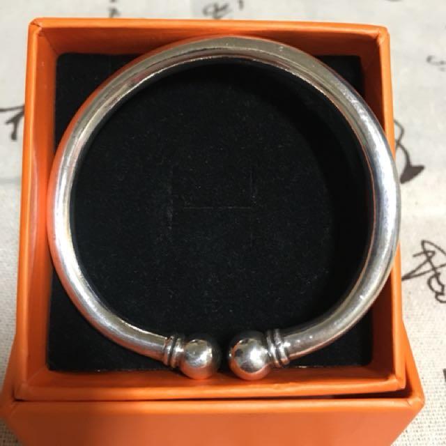 🌸🌸s999純銀40公克足心純銀手環(16)尺寸