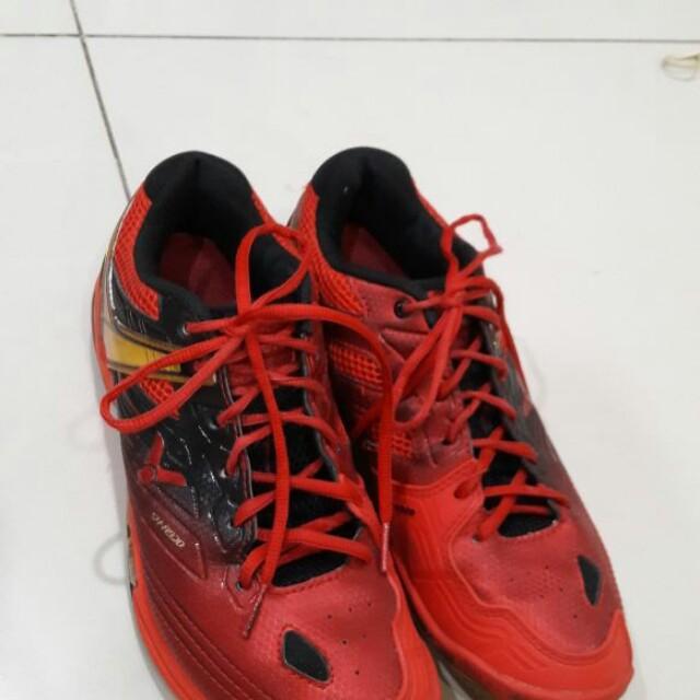 Sepatu victor asli type  SH A 920 uk 40