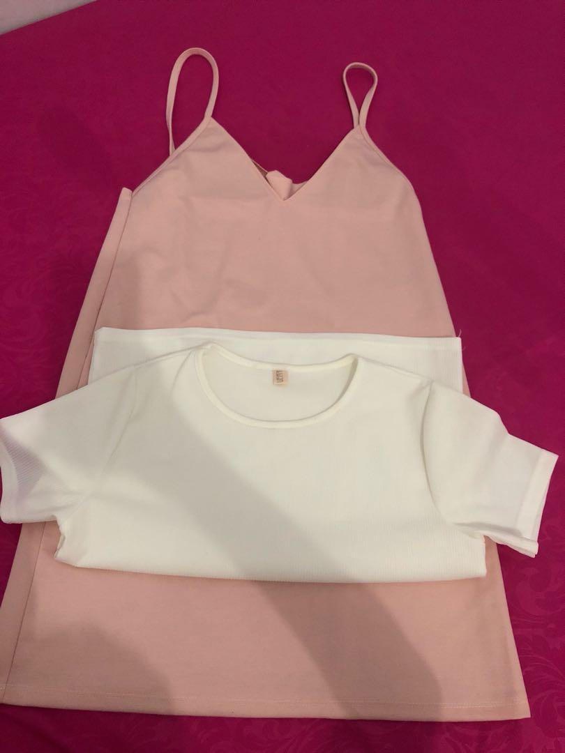 Set baby pink