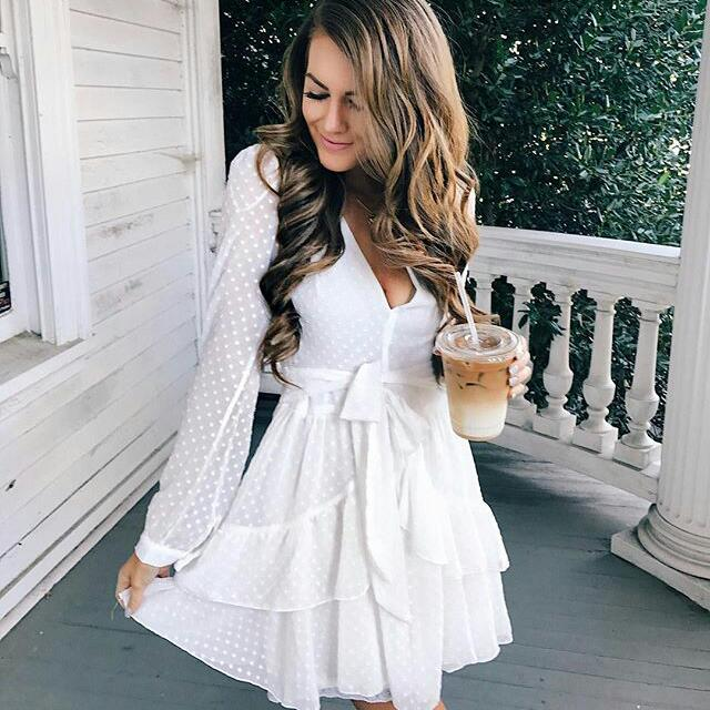 Showpo White Dress