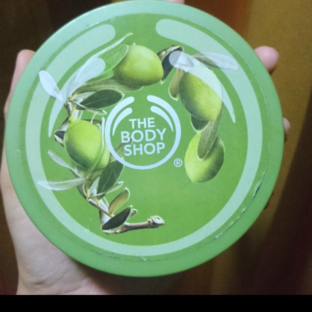 The Body Shop Olive Body Butter Big Size ORIGINAL