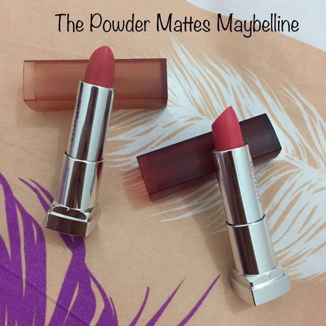 The Powder Mattes