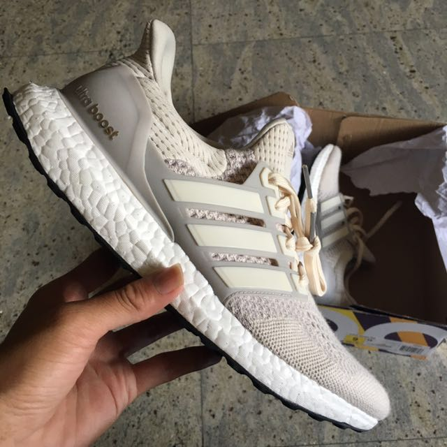 new product e3a98 51ce1 Ultra Boost 1.0 Cream / Chalk, Men's Fashion, Footwear on ...