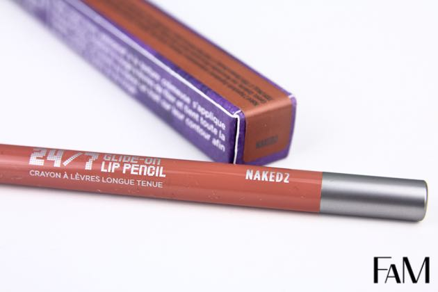 Urban Decay 24/7 Glide On Lip Pencil in Naked 2