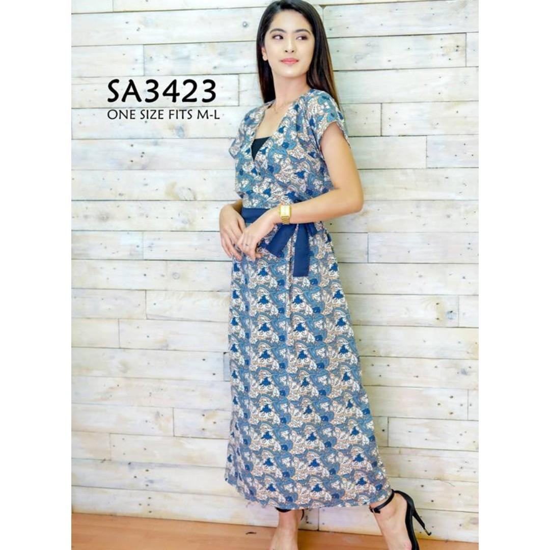 Vera SA3423 LB Maxi Dress